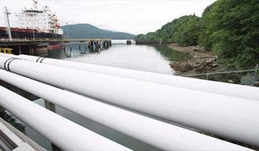 Laura Lau on Trans Mountain Pipeline